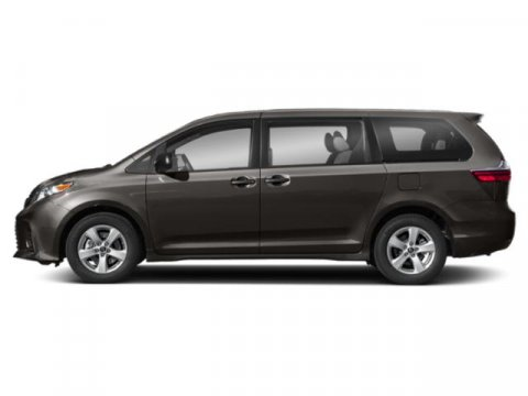 New 2020 Toyota Sienna SE FWD 8-Passenger