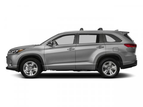 New 2017 Toyota Highlander Limited V6 FWD