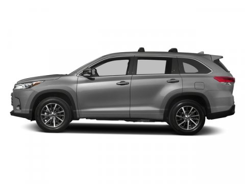 New 2017 Toyota Highlander XLE V6 AWD