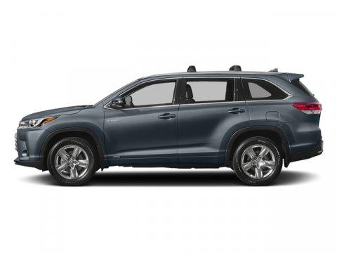 New 2017 Toyota Highlander Hybrid Limited Platinum V6 AWD