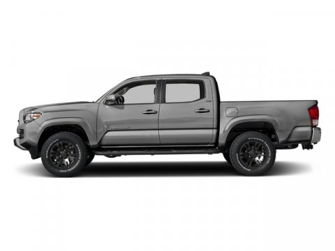 New 2017 Toyota Tacoma SR5 Double Cab 6' Bed V6 4x2 AT