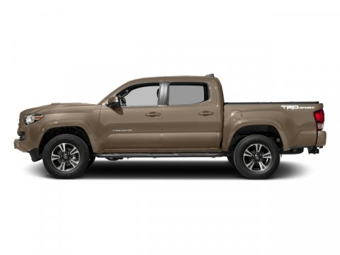 New 2017 Toyota Tacoma TRD Sport Double Cab 6' Bed V6 4x2 AT