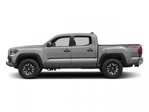 New 2017 Toyota Tacoma TRD Off Road Double Cab 5' Bed V6 4x4 AT