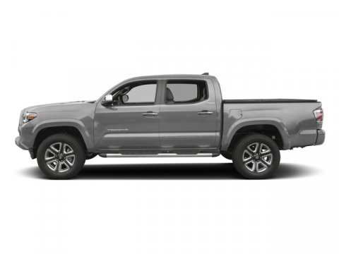 New 2017 Toyota Tacoma Limited Double Cab 5' Bed V6 4x2 AT