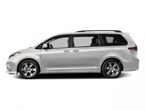 New 2017 Toyota Sienna SE Premium FWD 8-Passenger