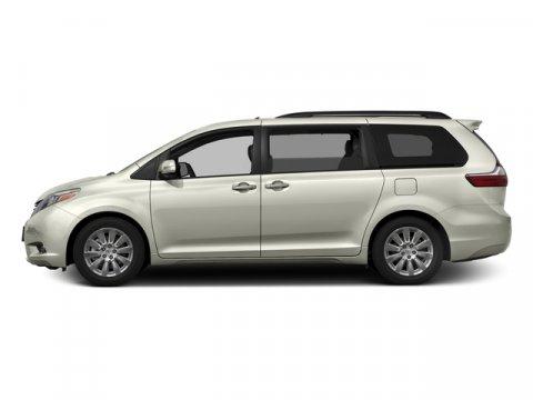 New 2017 Toyota Sienna Limited Premium FWD 7-Passenger