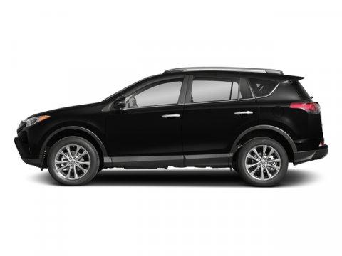 New 2018 Toyota RAV4 Limited FWD
