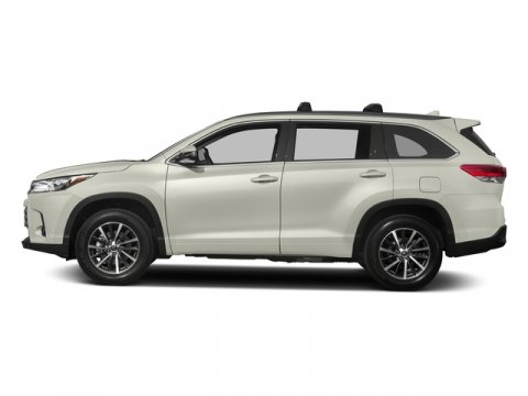 New 2018 Toyota Highlander XLE V6 FWD