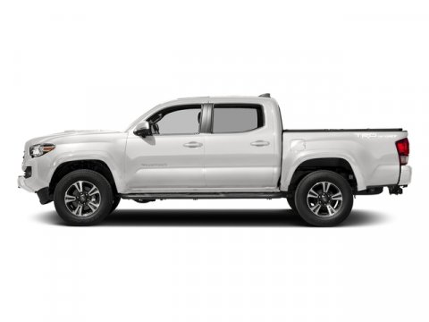 New 2018 Toyota Tacoma TRD Sport Double Cab 5' Bed V6 4x2 AT