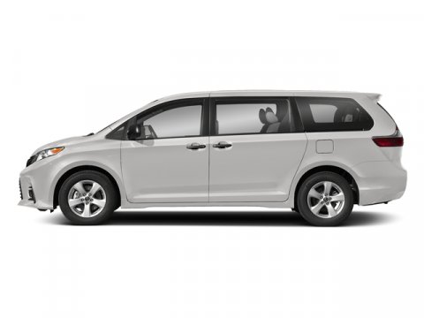 New 2018 Toyota Sienna SE FWD 8-Passenger