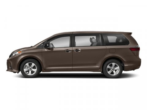 New 2018 Toyota Sienna XLE Premium FWD 8-Passenger