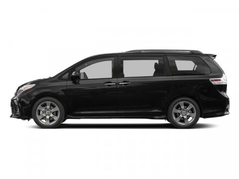 New 2018 Toyota Sienna LE FWD 8-Passenger