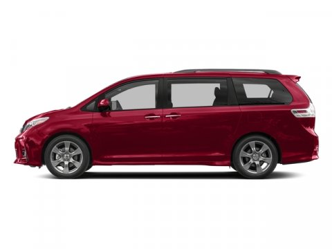 New 2018 Toyota Sienna LE FWD 8-Passenger