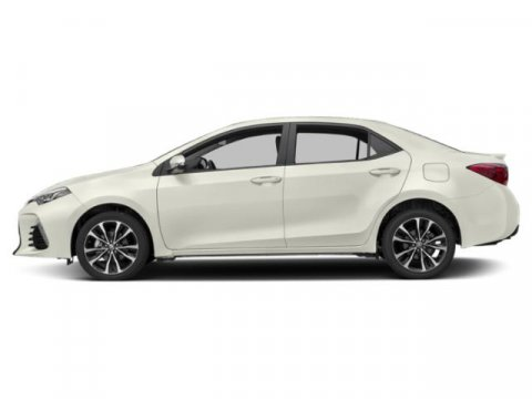 New 2019 Toyota Corolla XSE CVT