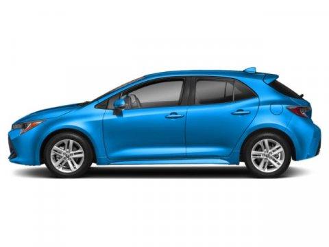 New 2019 Toyota Corolla Hatchback SE CVT