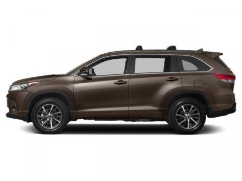 New 2019 Toyota Highlander XLE V6 FWD