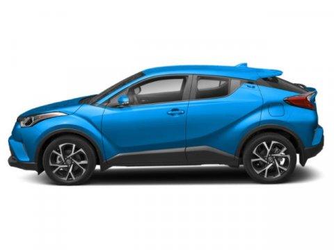 New 2019 Toyota C-HR XLE FWD
