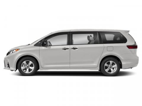 New 2019 Toyota Sienna LE FWD 8-Passenger