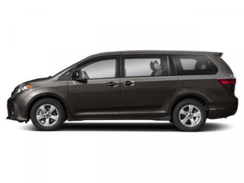 New 2019 Toyota Sienna Limited FWD 7-Passenger