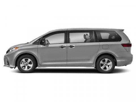 New 2019 Toyota Sienna L FWD 7-Passenger