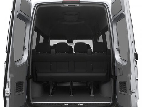 New 2014 Mercedes-Benz Sprinter Van 2500 144