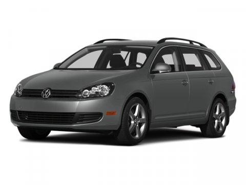 Used 2014 Volkswagen Jetta SportWagen TDI w-Sunroof and Nav