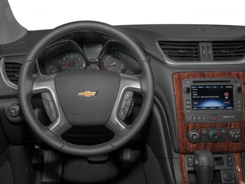 Used 2015 Chevrolet Traverse LS