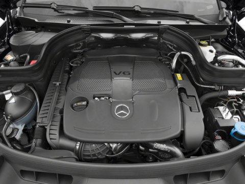 New 2015 Mercedes-Benz GLK 4MATIC 4dr GLK 350