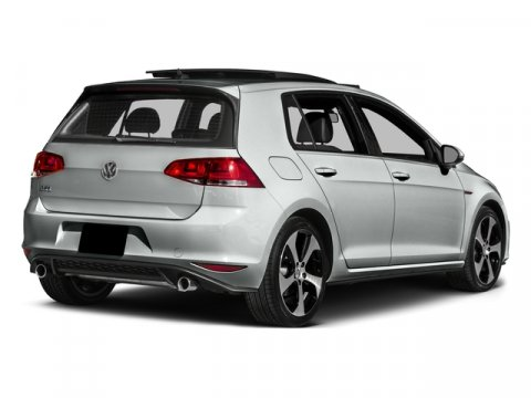 Used 2015 Volkswagen GTI SE with Performance Pkg