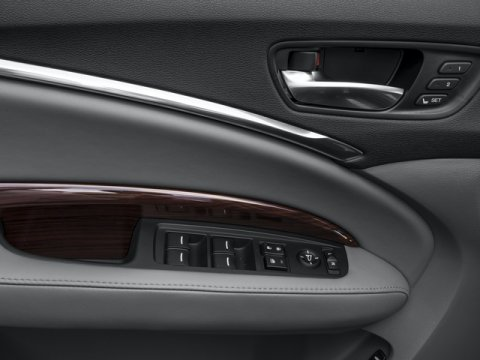 Used 2016 Acura MDX w-Advance-Entertainment