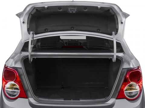 Used 2016 Chevrolet Sonic LT