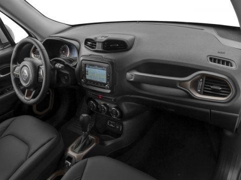 Used 2016 Jeep Renegade Limited