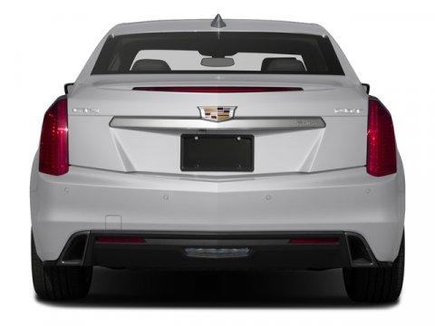 Used 2017 Cadillac CTS Premium Luxury AWD