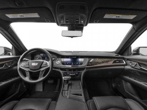 Used 2017 Cadillac CT6 Luxury AWD