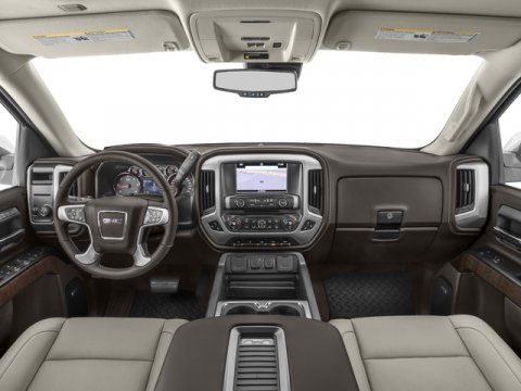 Used 2017 GMC C-K 1500 Pickup - Sierra SLT