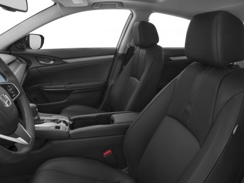 Used 2017 Honda Civic EX-L