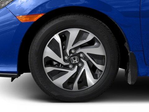 Used 2017 Honda Civic Hatchback LX