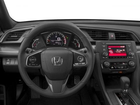 Used 2017 Honda Civic Hatchback Sport