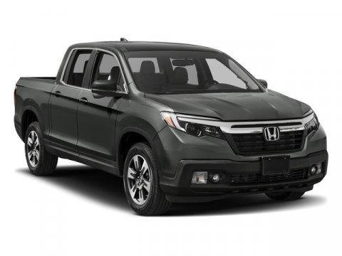 Used 2017 Honda Ridgeline RTL-T