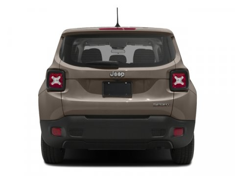 Used 2017 Jeep Renegade Sport