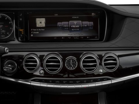 New 2017 Mercedes-Benz S-Class Maybach S600 Sedan