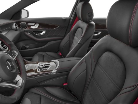 New 2017 Mercedes-Benz C-Class AMG C43 4MATIC Sedan