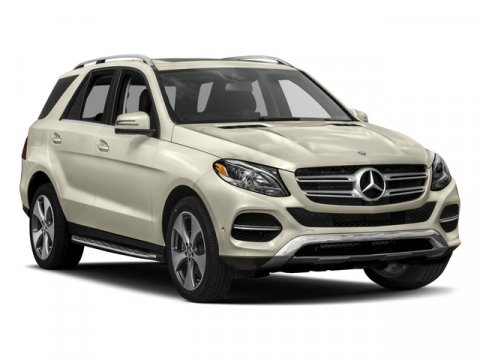 New 2017 Mercedes-Benz GLE GLE 350 4MATIC SUV