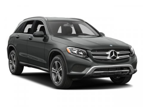 New 2017 Mercedes-Benz GLC GLC300 4MATIC SUV