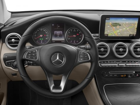 New 2017 Mercedes-Benz GLC GLC 300 4MATIC Coupe