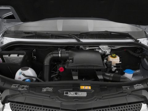 New 2017 Mercedes-Benz Sprinter Van 2500 Standard Roof V6 144 RWD