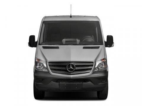 New 2017 Mercedes-Benz Sprinter Van 2500 Standard Roof V6 144 Worker RWD