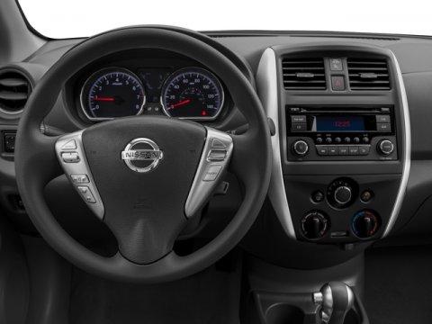 Used 2017 Nissan Versa SV