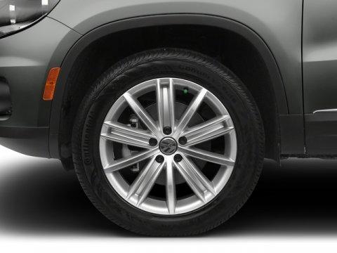 Used 2017 Volkswagen Tiguan