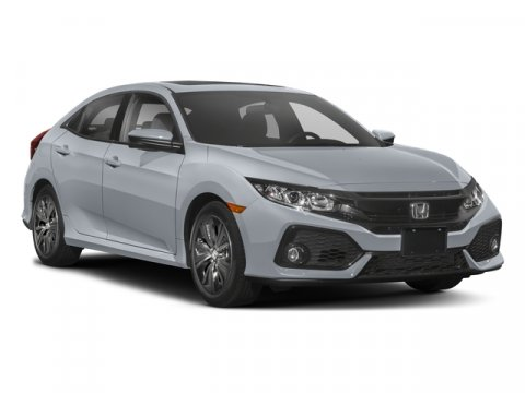 Used 2018 Honda Civic Hatchback EX